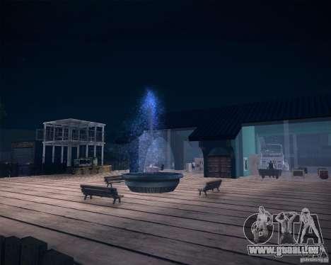 Beach House pour GTA San Andreas sixième écran