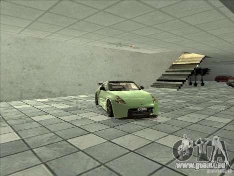ENBSeries v1.0 pour GTA San Andreas deuxième écran