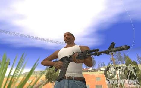 AK 101 für GTA San Andreas