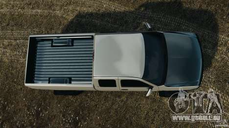 Chevrolet Silverado 2500 Lifted Edition 2000 pour GTA 4 est un droit