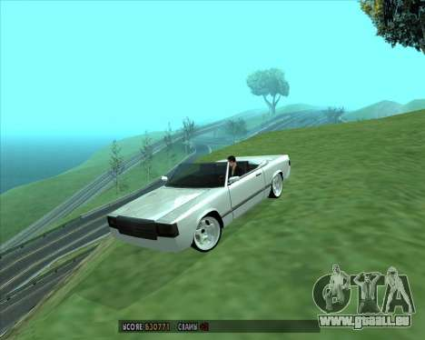 Feltzer v1.0 für GTA San Andreas