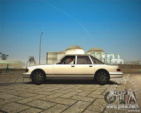 ECHO HD from GTA 3 pour GTA San Andreas sur la vue arrière gauche