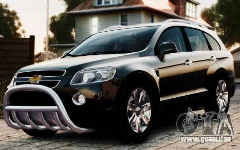 Chevrolet Captiva 2010 für GTA 4