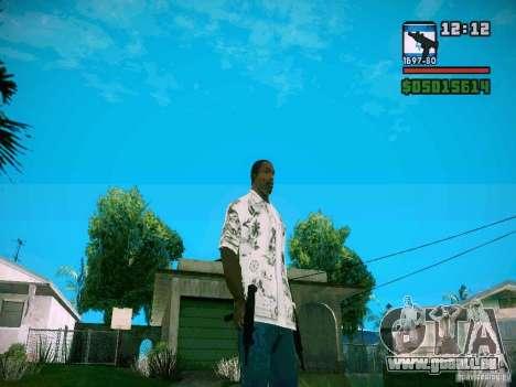 New Weapon Pack pour GTA San Andreas sixième écran
