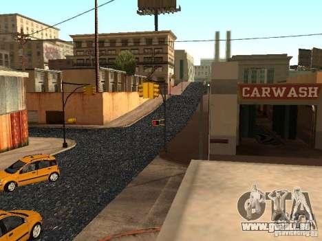 Le New Grove Street pour GTA San Andreas neuvième écran