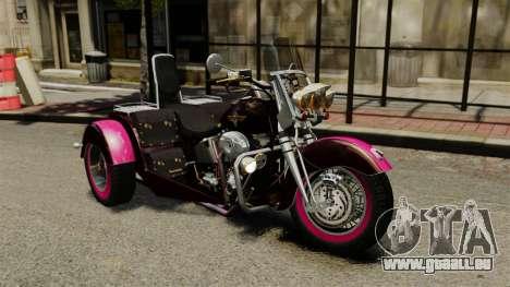 Harley-Davidson Trike für GTA 4