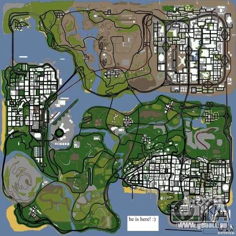 CSG-11 für GTA San Andreas sechsten Screenshot
