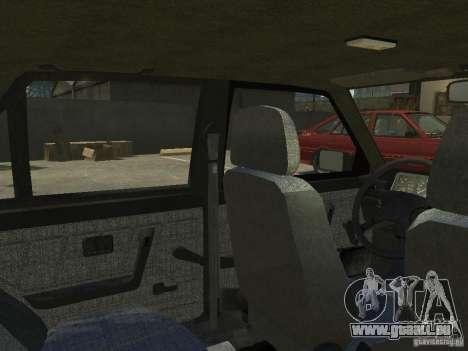 FSO Polonez Atu pour GTA 4 vue de dessus