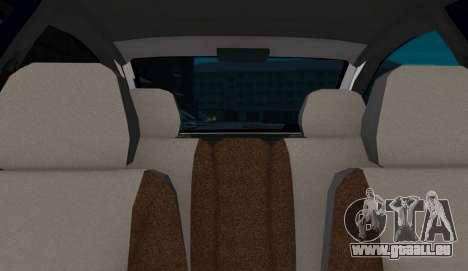 VAZ-2112-Coupe für GTA San Andreas zurück linke Ansicht