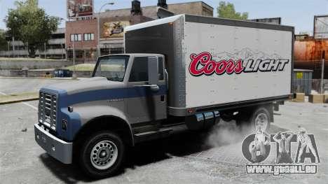 La nouvelle publicité pour camion Yankee pour GTA 4