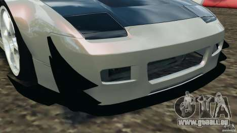 Nissan 240SX Kawabata Drift für GTA 4 Räder