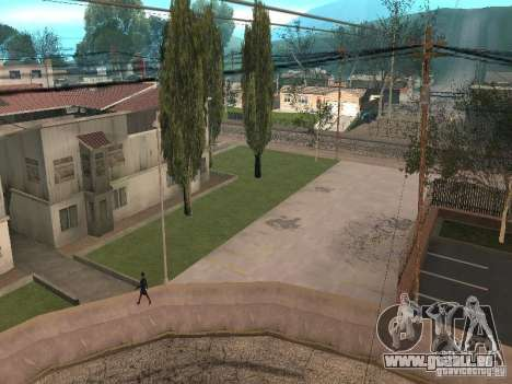 Parking Save Garages pour GTA San Andreas quatrième écran