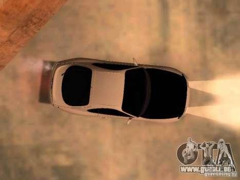 Toyota Supra GTS pour GTA San Andreas vue de droite