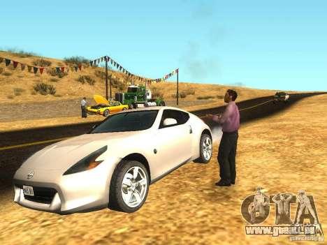 Situation de la vie pour GTA San Andreas troisième écran
