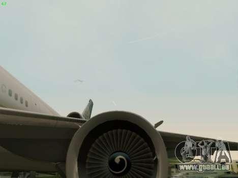 McDonell Douglas DC-10-30 Continental pour GTA San Andreas vue de côté
