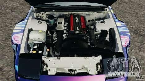 Nissan 240SX Kawabata Drift für GTA 4 Seitenansicht