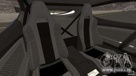 Alfa Romeo 8C Competizione Body Kit 1 pour GTA 4 est un côté