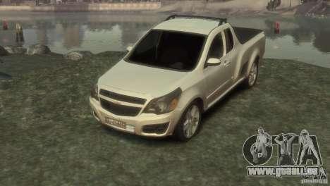 Chevrolet Montana Sport 2011 pour GTA 4