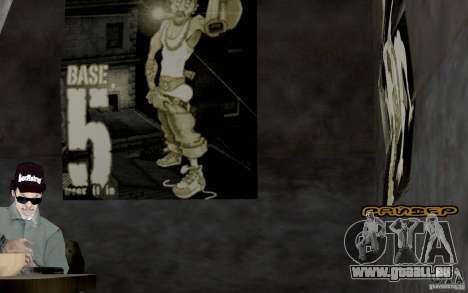 Neue Schriftart für GTA San Andreas dritten Screenshot