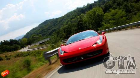 Loadscreens cars pour GTA San Andreas cinquième écran
