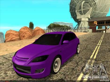 Mazda Speed 3 Stance für GTA San Andreas