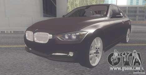 BMW 335i Coupe 2013 pour GTA San Andreas