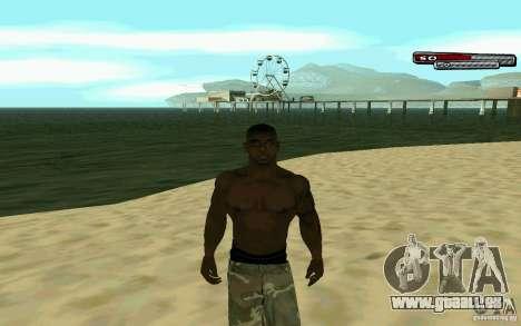 James Woods HD Skin pour GTA San Andreas