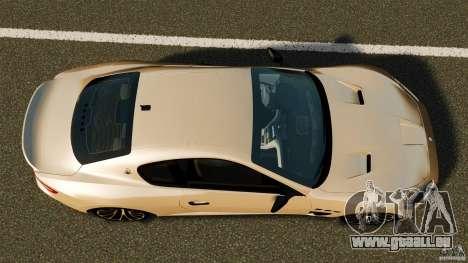 Maserati GT MC Stradale pour GTA 4 est un droit