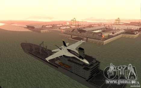 CSG-11 für GTA San Andreas dritten Screenshot