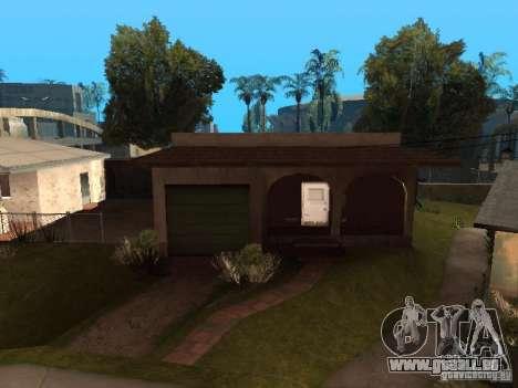 Utilisation d'entrepôt votre gang pour GTA San Andreas