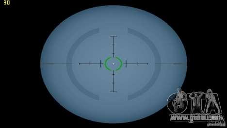 Viseur optique de GTA 5 pour GTA Vice City