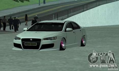 Proton Inspira Camber Edition pour GTA San Andreas