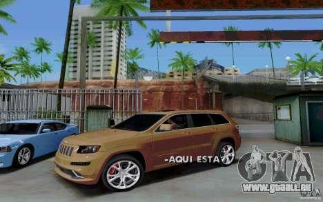 Parkplatz (gegen Gebühr) für GTA San Andreas fünften Screenshot