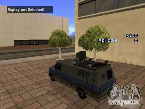 Journaliste pour GTA San Andreas