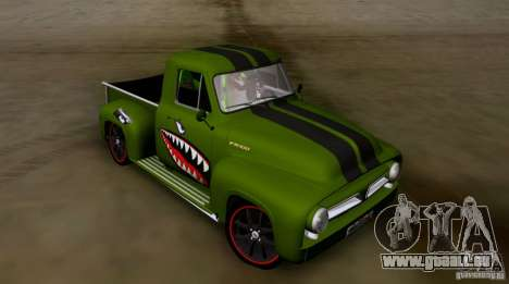 Ford FR-100 2003 pour GTA San Andreas