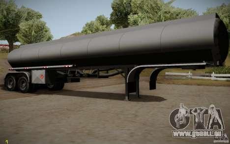 Caravane de Mack Pinnacle Rawhide Edition pour GTA San Andreas
