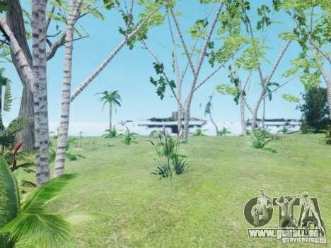 Lost Island IV v1.0 pour GTA 4 quatrième écran