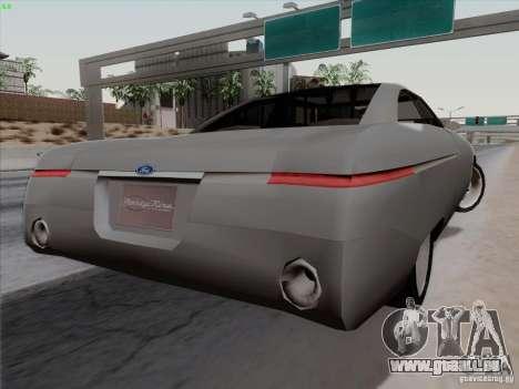 Ford Fortynine für GTA San Andreas linke Ansicht