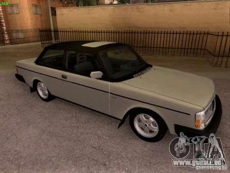 Volvo 242 Turbo pour GTA San Andreas