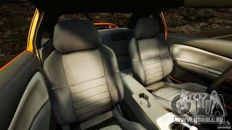 Nissan Silvia S15 Stock pour GTA 4 est une vue de l'intérieur