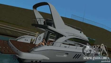 Boot für GTA Vice City Innenansicht