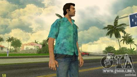 Tommy HQ Model für GTA Vice City dritte Screenshot