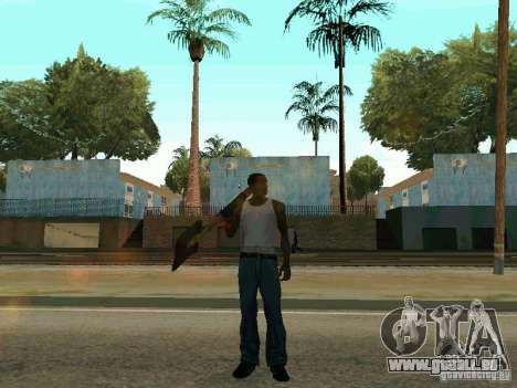 Lopatomët für GTA San Andreas sechsten Screenshot