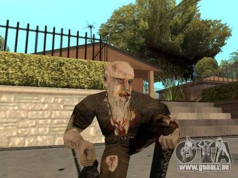 Pak-Skins aus Gothic 1 für GTA San Andreas achten Screenshot