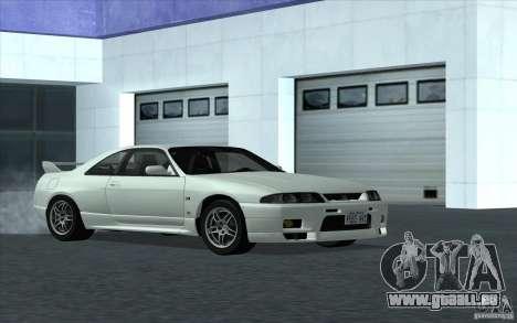 Nissan Skyline GT-R R-33 pour GTA San Andreas