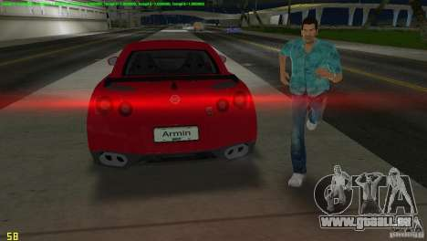 Tommy HQ Model für GTA Vice City zweiten Screenshot