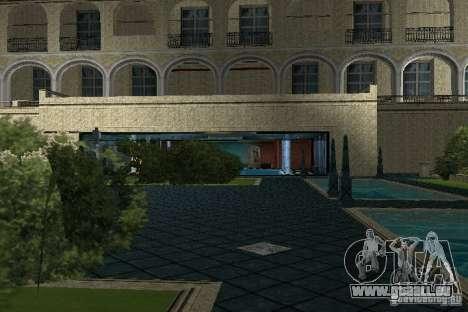 New Mansion pour GTA Vice City cinquième écran