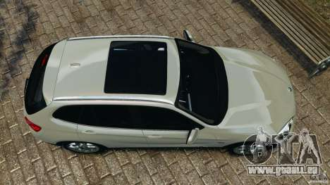 BMW X1 pour GTA 4 est un droit