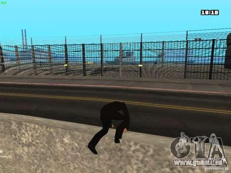 Nouvelles animations pour GTA San Andreas