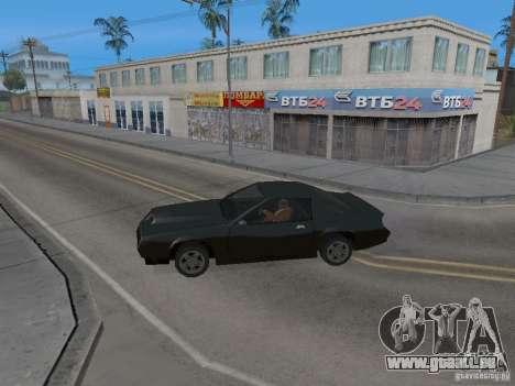 Nouvelles textures de Los Santos pour GTA San Andreas huitième écran